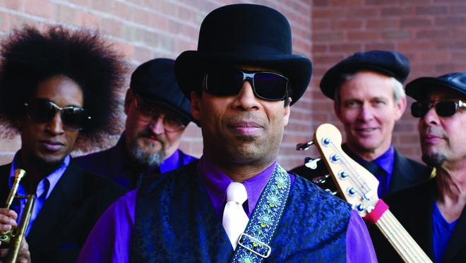 With a new album in the works, the Lionel Young Band makes a return trip to Crash Music at the Aztec Theater this weekend.