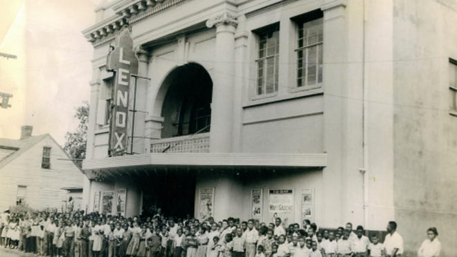 The Lenox was always likely to attract a crowd.