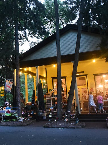 The Gretna Emporium located in the center of Mt. Gretna sells gift items, and toys.