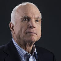 It has been one year since Sen. John McCain's brain cancer was discovered. What's next?