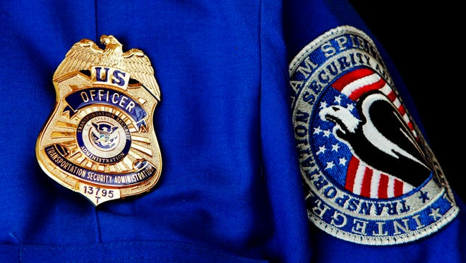 A Transportation Security Administration officer was killed Friday at Los Angeles International Airport, in the first death in the line of duty since the agency was created a decade ago.