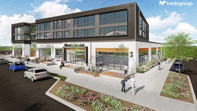 Wheel & Sprocket will be the first retail tenant at Ballpark Commons, a mixed-use development planned for Franklin.