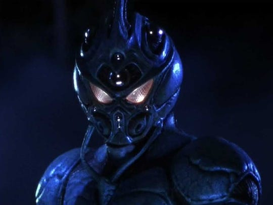 """Guyver: Dark Hero"""
