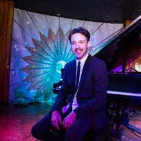 Matthew Ball, the Motor City Boogie Woogie Kid, performs Feb. 23 at the Jazz@the Elks series in Plymouth.