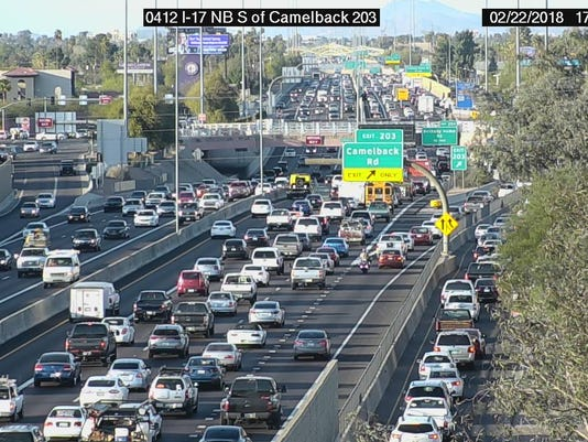 I-17 at Camelback Road