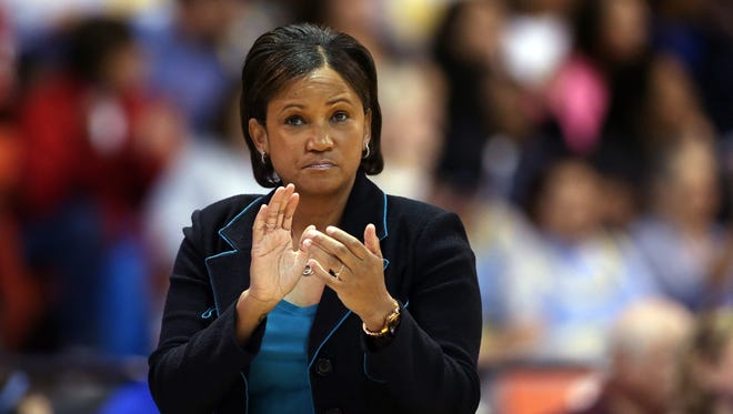 The Indiana Fever hired former Chicago Sky coach Pokey Chatman to replace Stephanie White.