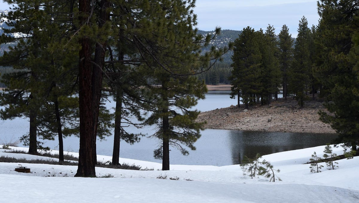 Photos: Stampede Reservoir is looking good