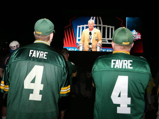 Brett Favre Funny Quotes: Best Quotes From Brett Favre And The 2016 Pro Football