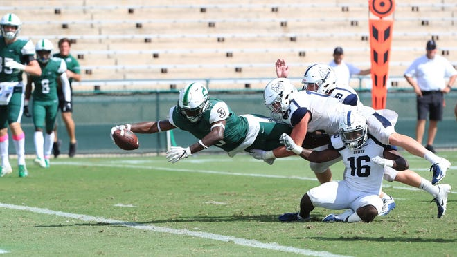 Should a season happen, the Hatters would open Sept. 26 at Butler.