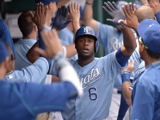 Lorenzo Cain starred at TCC before blazing a trail into the MLB.