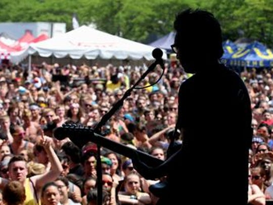 It will be the end of a punk rock era Friday, July 13 when the Vans Warped Tour pulls into the Camden Waterfront and Saturday, July 14 into Holmdel for one final, sweaty extravaganza. The traveling punk and skate-culture festival, a teen-age summertime fixture since 1995, is hanging up its skate shoes for good.