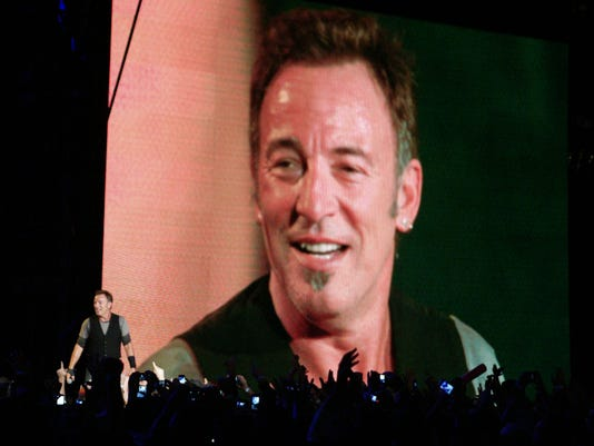 Bruce Big Screen