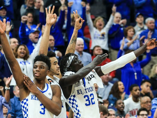 How To Watch Uk Basketball Play Etsu Game Time Tv: Kentucky Basketball: How To Watch SEC Tournament Title Vs