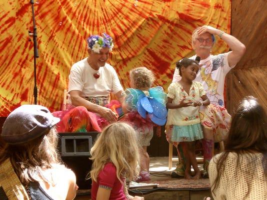 Clown Town Healing Festival