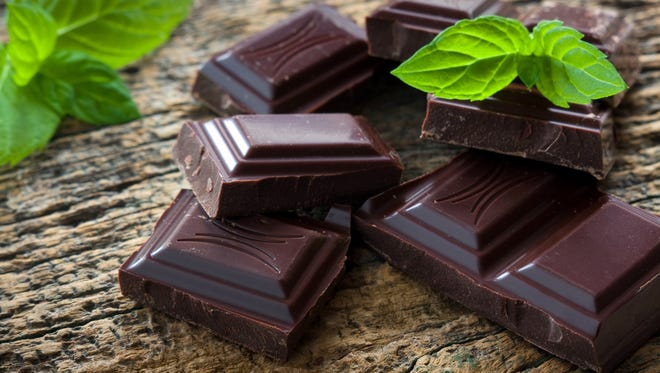 If you're going for chocolate, choose dark chocolate.