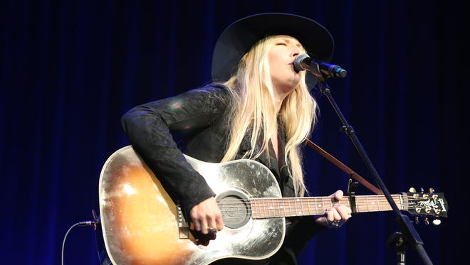 Holly Williams is among the performers scheduled to appear at Historic Nashville's March 10 Night of Songwriters fundraiser. The event will be at Green's Grocery in Leiper's Fork.