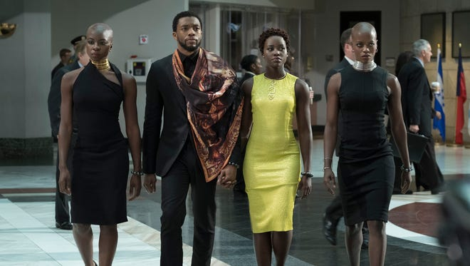 """""""Black Panther"""" has become a cultural phenomenon. But could it become the first superhero movie to get a best-picture nomination?"""