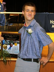 Logan Knowles, a Nastar national ski champion in his