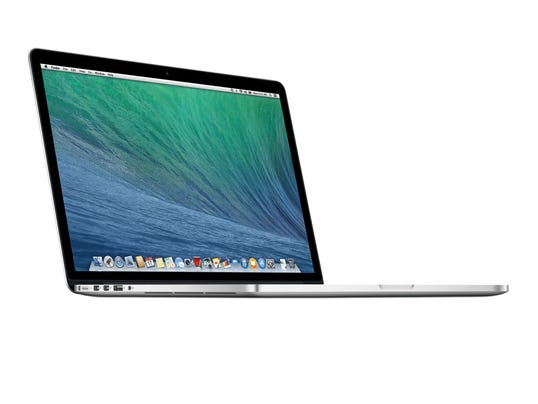 AP Digital Life-Tech Test-MacBook Pro