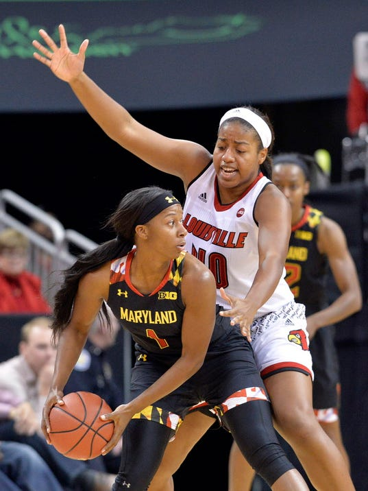 AP MARYLAND LOUISVILLE BASKETBALL S BKW T25 USA KY