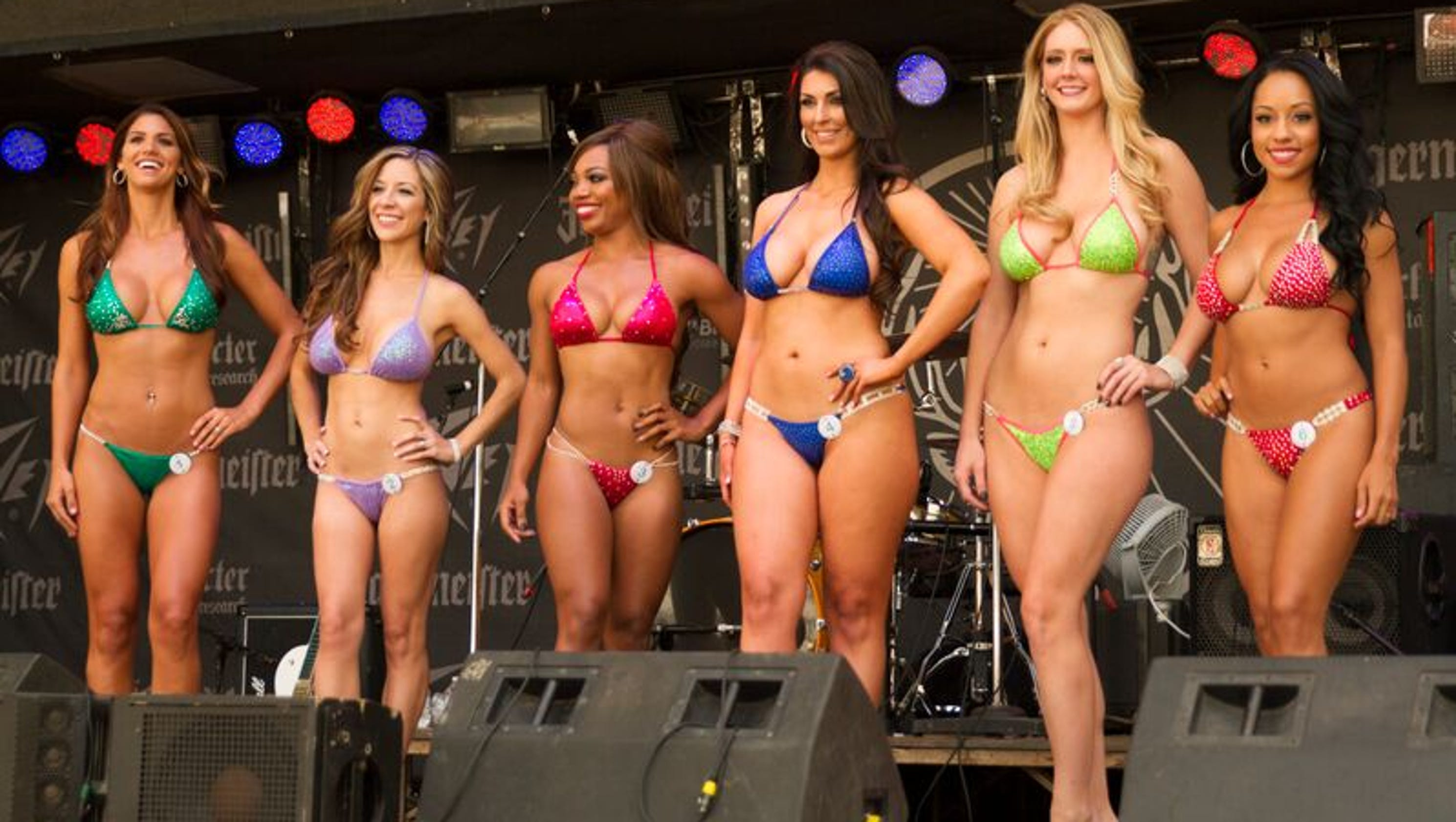The texas bikini team