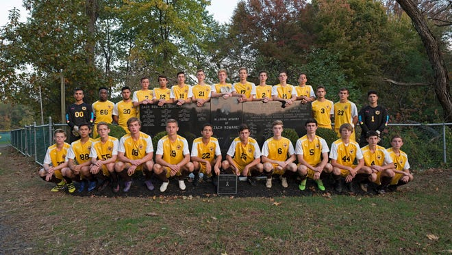 Delran is the Courier-Post's Boys' Soccer Team of the Year.