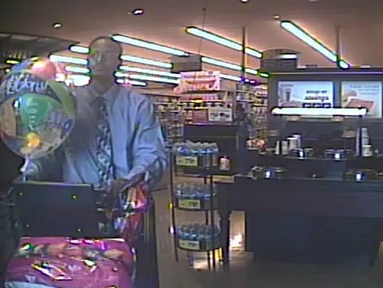 Sparks police release security photo of suspect in Safeway theft