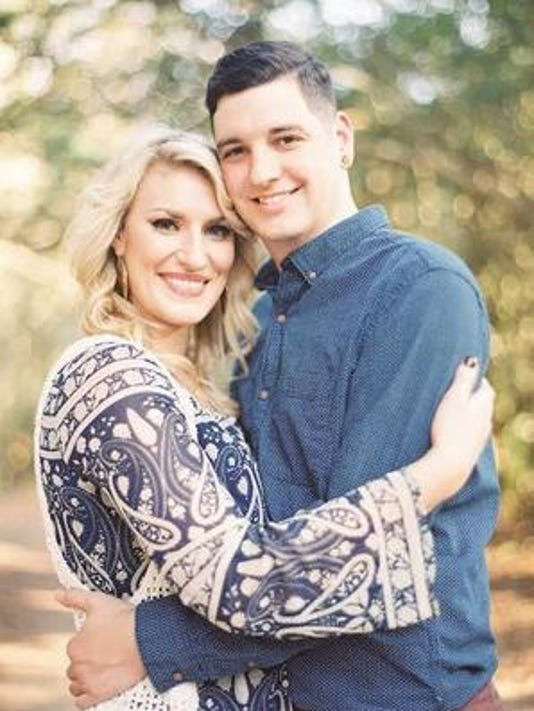 Engagements: Jacy files & Adrian Irwin
