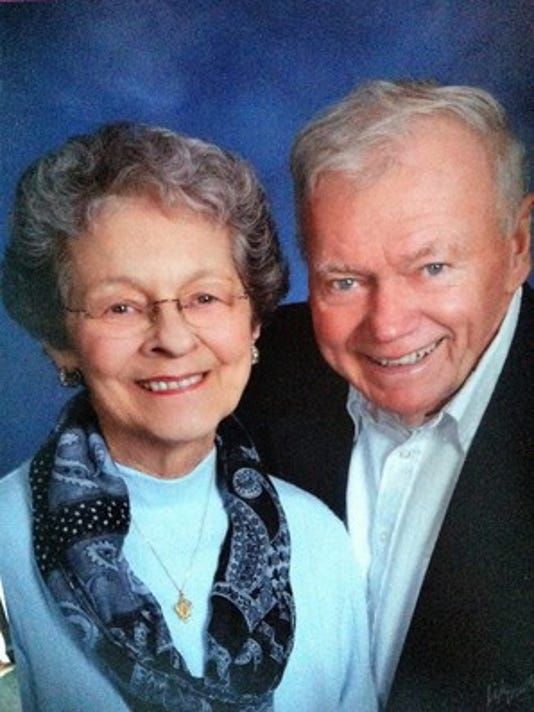 Anniversaries: Billy Crowell & Rita Crowell