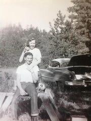 Tootsie and Bob Gardner, 1952