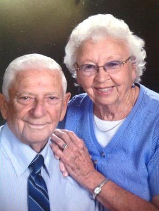 Anniversaries: Tootsie Gardner & Bob Gardner