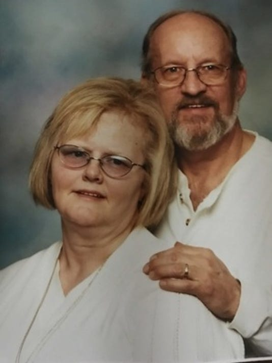 Anniversaries: Barry Ostrom & Evelyn Ostrom