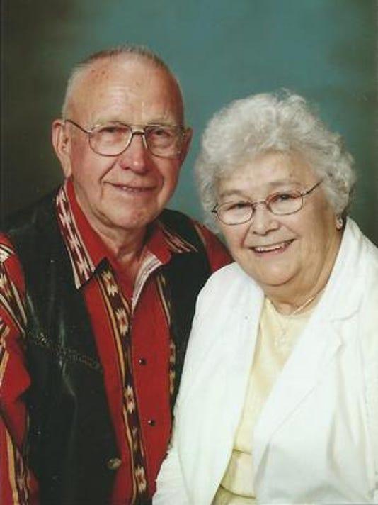 Anniversaries: Erie (Pep) Schroeder & Gerry Schroeder