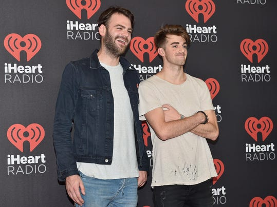 2016 iHeartRadio Music Festival - Night 2 - Backstage