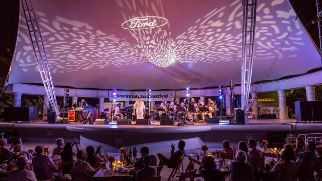 Carmen Bradford headlines the 2017 Savannah Jazz Festival.