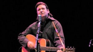 "Terry Lee Goffee stars in ""The Ultimate Johnny Cash Tribute Show."""