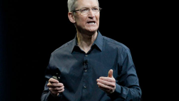 Is 2019 the year we stand up for protecting our privacy? Apple CEO Tim Cook says it's time