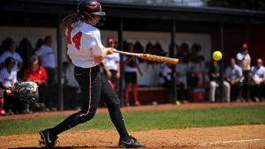Lincroft native Jackie Bates hit a team-best .390 with nine home runs and 40 RBI for Rutgers softball in 2014.