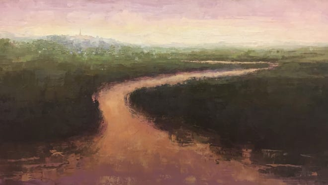 The Evocative Landscapes exhibit by artist Alisa Koch will open with a reception on Friday, June 8, at the Prattville Creative Arts Center and Gallery.