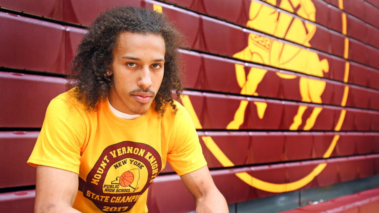 Video: Morgan is Westchester/Putnam Player of the Year