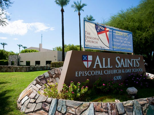 All Saints' Episcopal Day School in Phoenix.