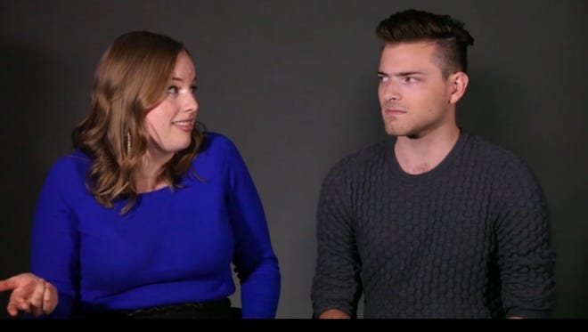 Reporters Kaila White and Garrett Mitchell are in the Republic's new video miniseries, Get It Together.