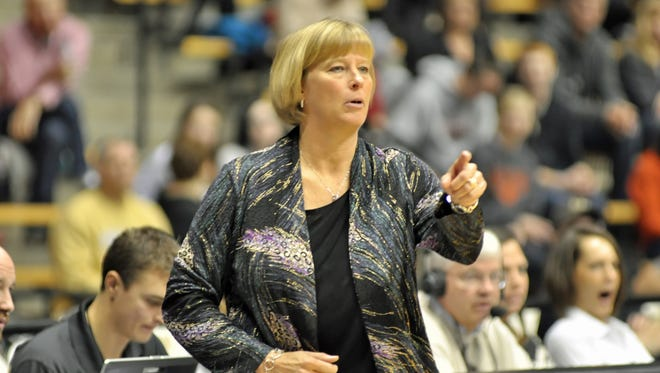 Purdue women's basketball coach Sharon Versyp landed an in-state recruit for the 2018 class.