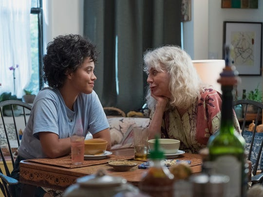 "Kiersey Clemons (left) and Blythe Danner star in ""Hearts Beat Loud."""