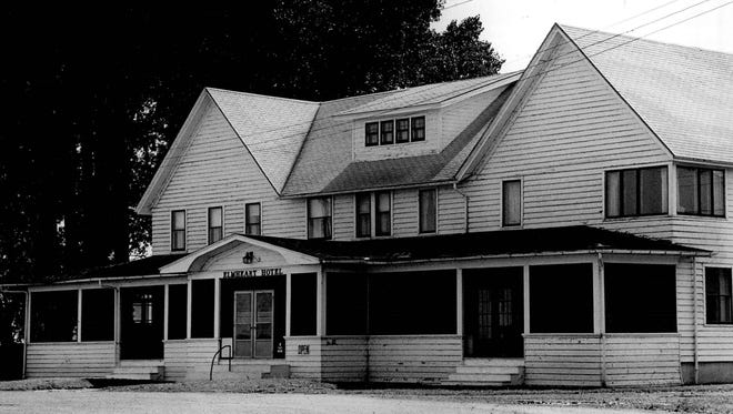The 1890s-era Elmheart Hotel was a resort hotel, a swinging dance hall and a neighborhood tavern on the Lake Ontario shoreline in Greece.