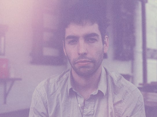 Leif Vollebekk, playing at The Mothlight on June 2,