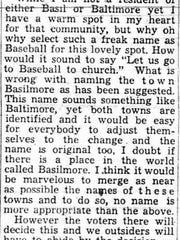 This ran in the April 8, 1947 Lancaster Eagle-Gazette.