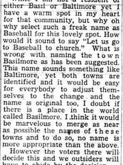 This ran in the April 8, 1947 Lancaster Eagle-Gazette.