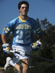 Agoura High's Cooper Isaacs finishes his high school career as The Star's Boys Lacrosse Player of the Year.