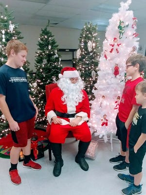 Fairview Middle School hosted their annual Holiday Bazaar to the delight of shoppers and vendors.